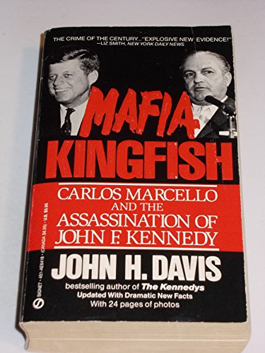 9780451164186: Mafia Kingfish: Carlos Marcello and the Assassination of John F. Kennedy
