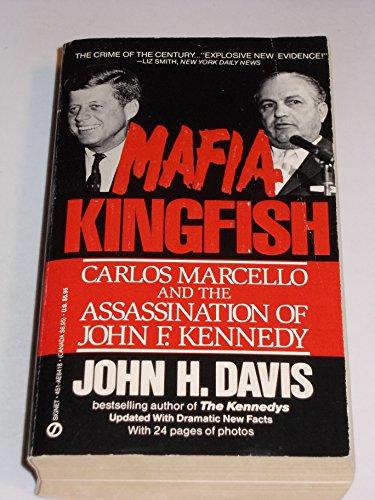 9780451164186: MAFIA KINGFISH: Carlos Marcello and the Assassination of John F. Kennedy