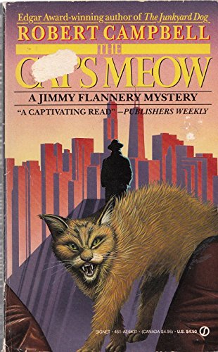 9780451164315: The Cat's Meow: A Jimmy Flannery Mystery