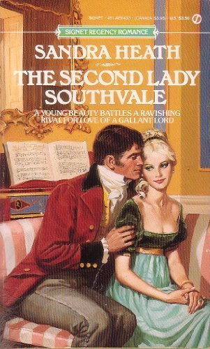 The Second Lady Southvale (0451164334) by Heath, Sandra