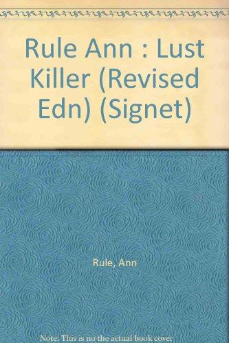 9780451164964: Lust Killer (Signet)