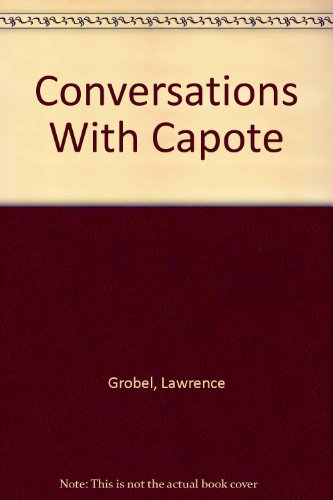 9780451165008: Conversations With Capote