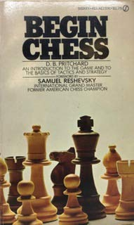 9780451165183: Begin Chess (Signet)