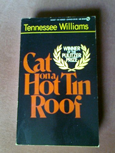9780451165237: Cat on a Hot Tin Roof (Signet)