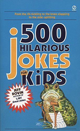 9780451165497: 500 Hilarious Jokes for Kids (Signet)