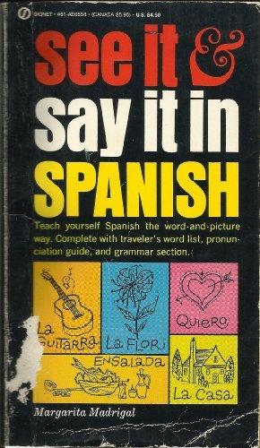 9780451165589: See It and Say It in Spanish