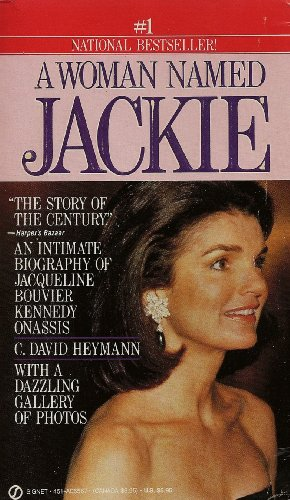 9780451165671: A Woman Named Jackie (Signet)