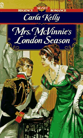 9780451165770: Mrs. Mcvinnie's London Season (Signet Regency Romance)