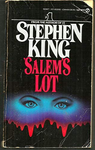 9780451165886: Salem's Lot (Signet)