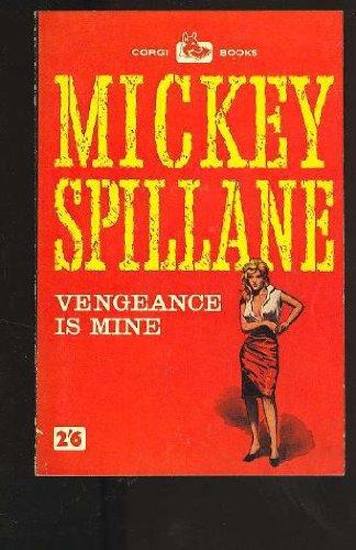 9780451165954: Vengeance Is Mine (Mike Hammer Series)