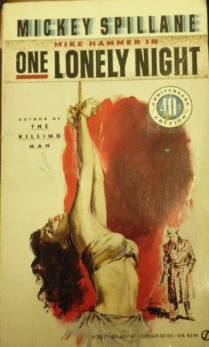 9780451165978: One Lonely Night (Mike Hammer)