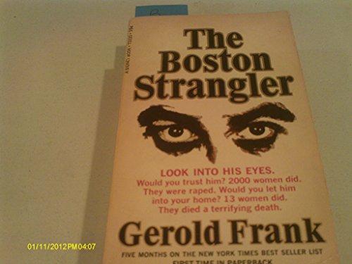 9780451166258: The Boston Strangler (Signet)