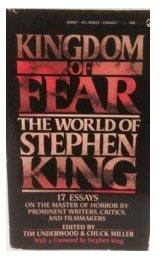 The Kingdom of Fear : The World: Underwood, Tim