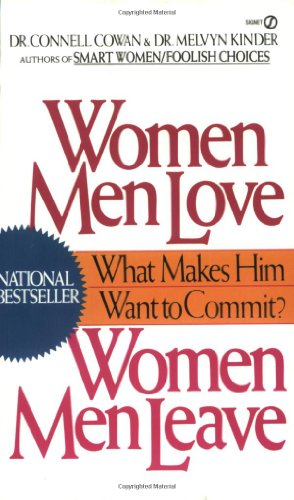 9780451166418: Women Men Love, Women Men Leave: What Makes Men Want to Commit?