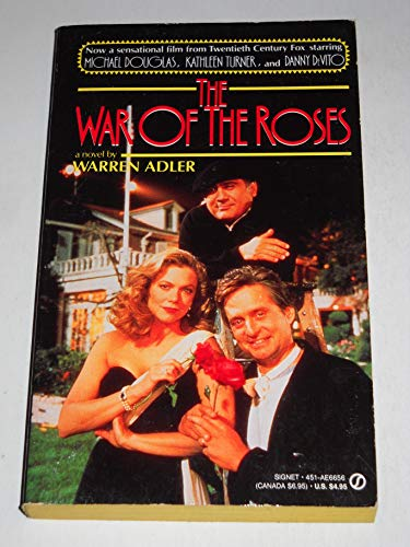 9780451166562: War of the Roses: Movie Edition (Signet)
