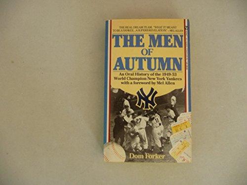 9780451166593: The Men of Autumn