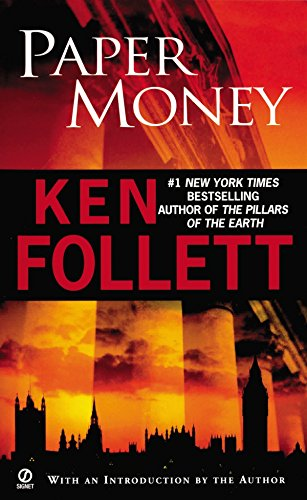 Paper Money (Paperback): Ken Follett