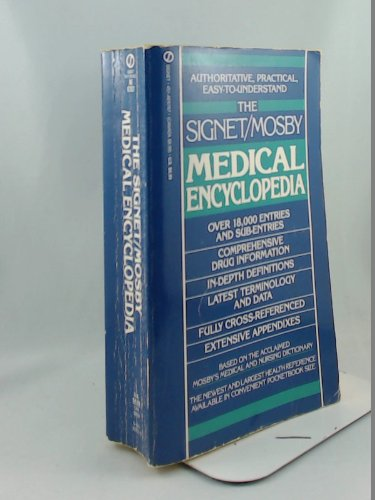 Medical Encyclopedia, The Signet Mosby: Kenneth N. Anderson;