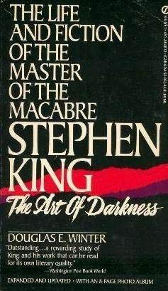 9780451167743: Stephen King: The Art of Darkness