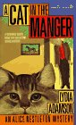 9780451167873: A Cat in the Manger: An Alice Nestleton Mystery