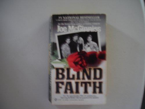 Blind Faith: Tie-In Edition (Signet): McGinniss, Joe