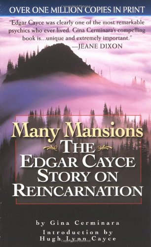 9780451168177: Many Mansions: The Edgar Cayce Story on Reincarnation