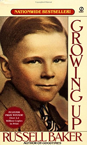 9780451168382: Growing Up (Signet)