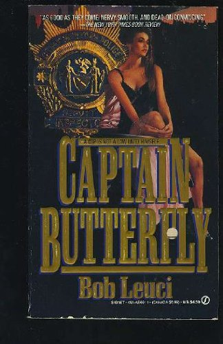Captain Butterfly (Signet): Bob Leuci