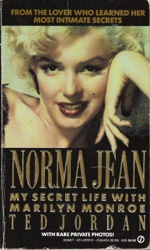9780451169129: Norma Jean: My Secret Life with Marilyn Monroe (Signet)