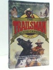 9780451169204: Trailsman 111: Blood Canyon