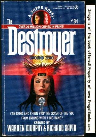 9780451169341: Destroyer 084: Ground Zero
