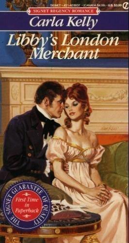 9780451169372: Libby's London Merchant (Signet Regency Romance)