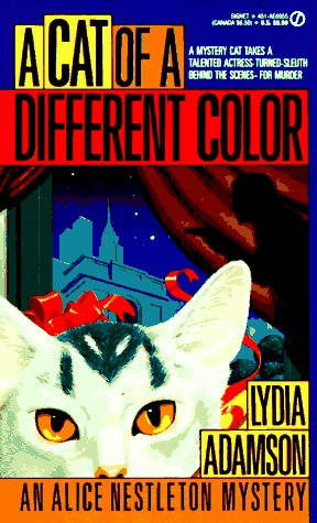9780451169556: Cat of a Different Color (Signet)