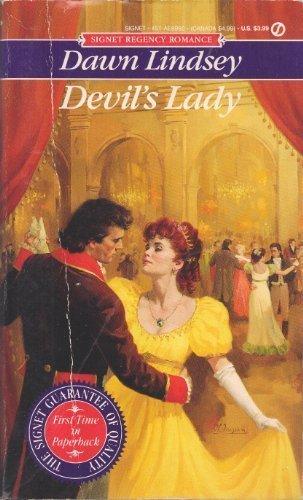 9780451169600: Devil's Lady (Signet Regency Romance)