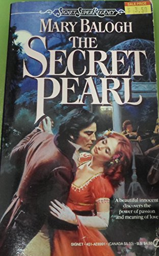 SECRET PEARL: Balogh, Mary