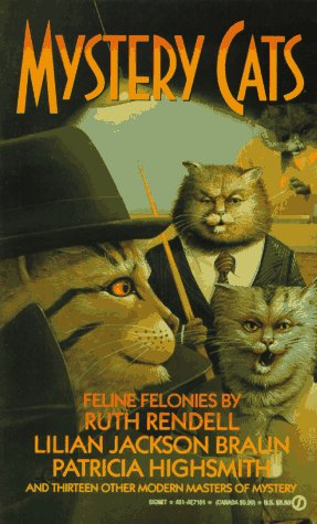Mystery Cats (Signet): more
