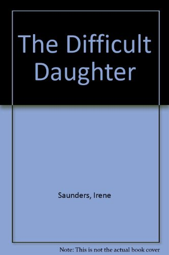 9780451171689: The Difficult Daughter