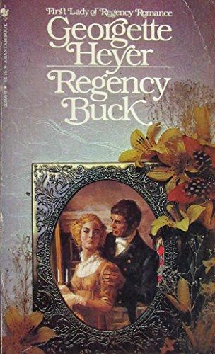 9780451171719: Heyer Georgette : Regency Buck (Signet)
