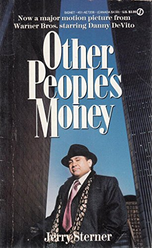 9780451172082: Other People's Money: Special Release