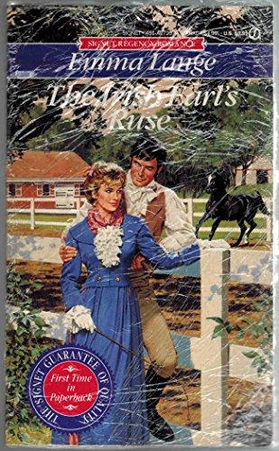 Irish Earl's Ruse (Signet Regency Romance) (0451172574) by Emma Lange