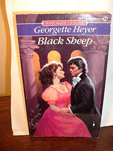 9780451172594: Black Sheep (Signet Regency Romance)