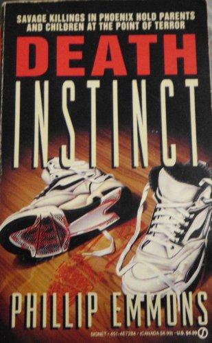 9780451172846: Emmons Philip : Death Instinct (Signet)