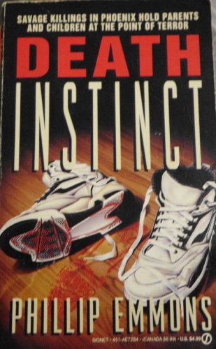 9780451172846: Death Instinct (Signet)