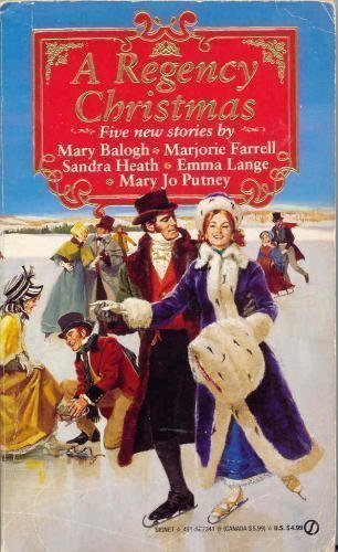 9780451173416: A Regency Christmas IV: Five New Stories (Signet super Regency)