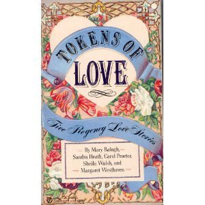 9780451173423: Tokens of Love: Five Regency Love Stories