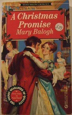 A CHRISTMAS PROMISE (1st Printing): Balogh, Mary