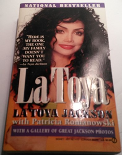 9780451174154: La Toya: Growing Up in the Jackson Family