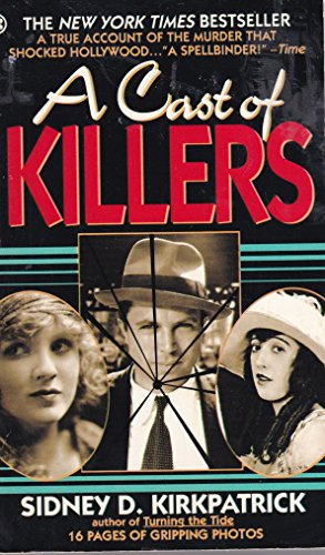 9780451174185: A Cast of Killers (Signet)