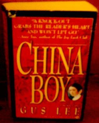 China Boy (Signet): Lee, Gus