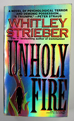9780451174963: Unholy Fire (Signet)